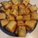 לחמניות גבינה עם רוזמרין