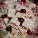 גביניות עם דובדבנים