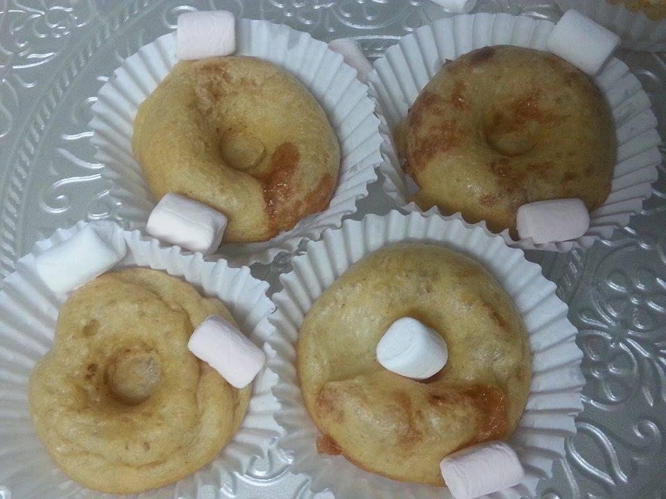 מאפינס חמאת בוטנים ומרשמלו – ללא גלוטן / מירב טיאנו נתן