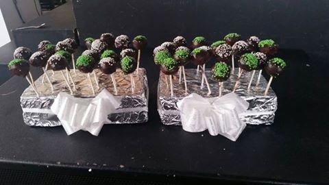 קייקפופס שוקולד  / רותם בלמס