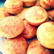 לחמניות לקטנטנים בטעם גזר וקינמון של קארן מהמתכוניה